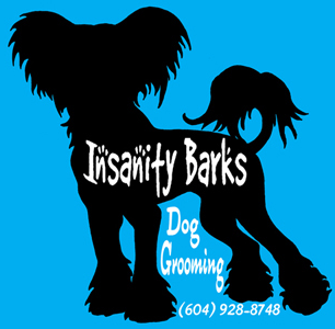 Insanity Barks Dog Grooming in Maple Ridge, BC